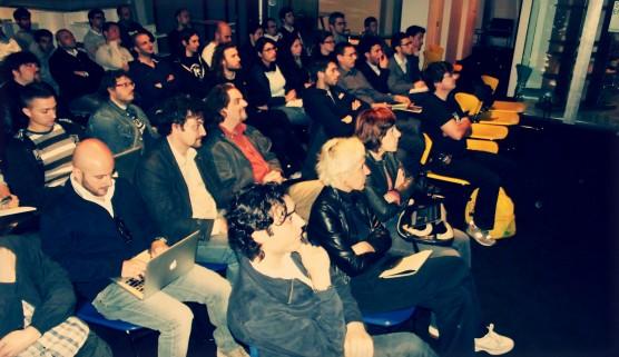 Wordcamp Milano 2012 - pubblico