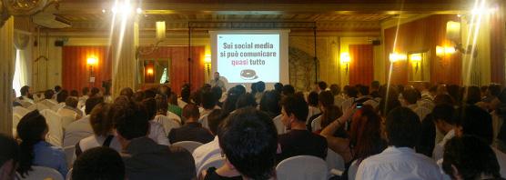Speech Alessandro Mininno al Pane, Web e Salame 3