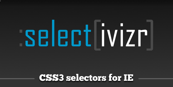 Selectivizr - Selettoti css3 Internet Explorer